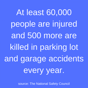 Parking Lot Accidents Account for 1 in 5 Collisions